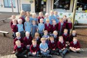 Maylandsea pupils enjoy their first term.
