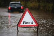 Essex fire service urges drivers to avoid flooded roads and only call in emergency