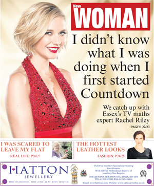Maldon and Burnham Standard: New woman 10th Nov - Echo