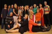 Maldon Promenaders put on a show - Turn Your Radio On