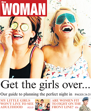 Maldon and Burnham Standard: Echo New Woman 29 12 14