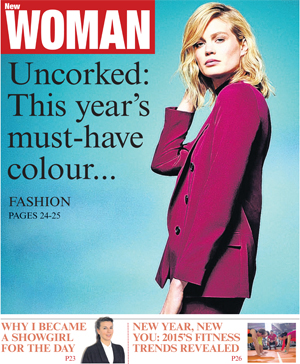 Maldon and Burnham Standard: Echo New Woman 12 Jan