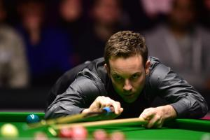 Carter exits China Open