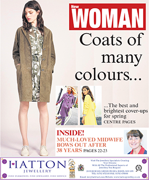 Maldon and Burnham Standard: Echo New Woman 16 02 15