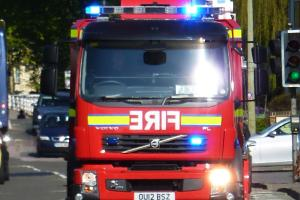 Fire crews sent to factory roof fire