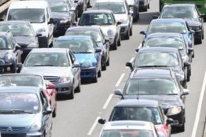 A12 and A134 blocked by broken down vehicles