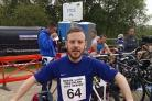 Paul Gallihawk, 34, who died during a triathlon event in Kent at the weekend