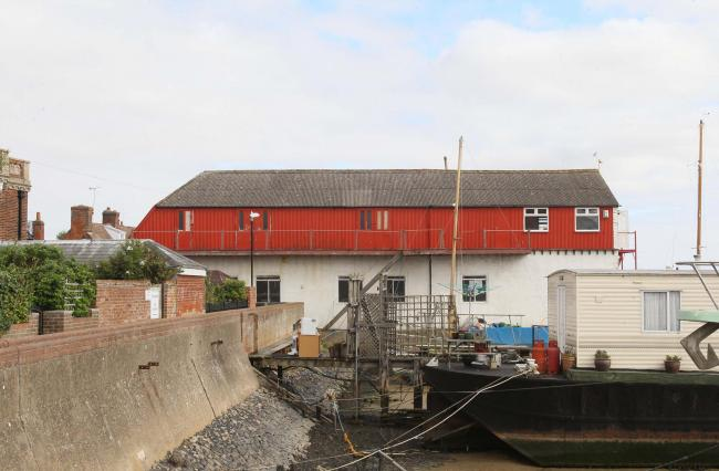 A planning consultation is being held on the future of Priors boatyard today