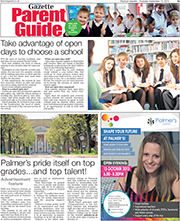 Maldon and Burnham Standard: TG Parent Guide