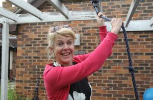 Maldon and Burnham Standard: Mum to complete 300ft bungee jump to raise money for Farleigh Hospice