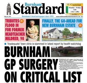 Maldon and Burnham Standard: In this week's Burnham Standard
