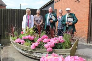 Maldon and Burnham Standard: Maldon digs in to scoop another Anglia in Bloom gold