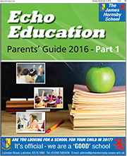 Maldon and Burnham Standard: Echo Parents Guide Part 1