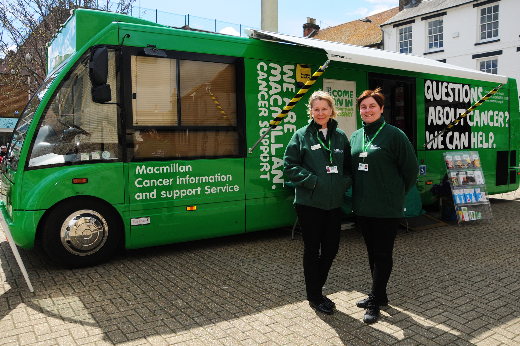 Macmillan Cancer Support Information Service in Harlow