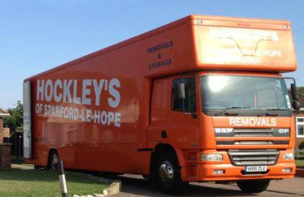 HOCKLEY TRANSPORT REMOVALS