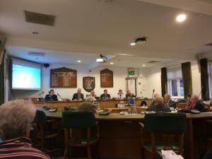 Maldon and Burnham Standard: District residents have 'lost faith' in police, councillors tell bosses
