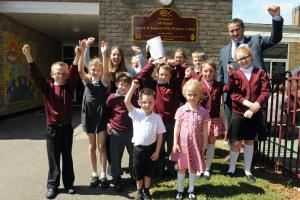 All Saints Primary School in Highlands Drive, Maldon, has been rated 'good' by Ofsted