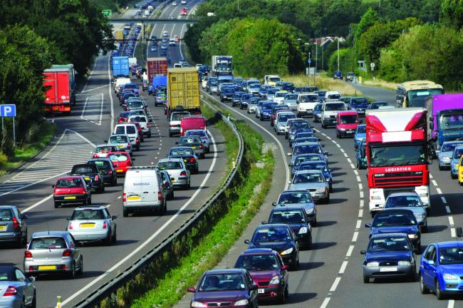 One lane of A12 northbound blocked after crash