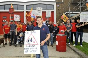 Maldon and Burnham Standard: More than 1,000 sign petition to save fire station from going on-call