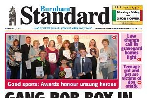 In this week's Burnham Standard