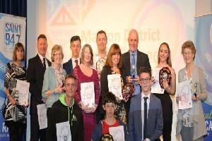 Maldon District Sport Awards 2017 - Talented sports stars are recognised