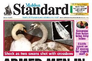 In this week's Maldon Standard