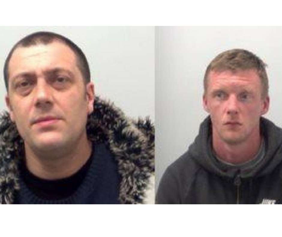 Thugs jailed for violent assault on man in his own home