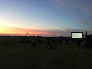 Open Air Cinema Screening of Dirty Dancing at Chelmsford City Racecourse