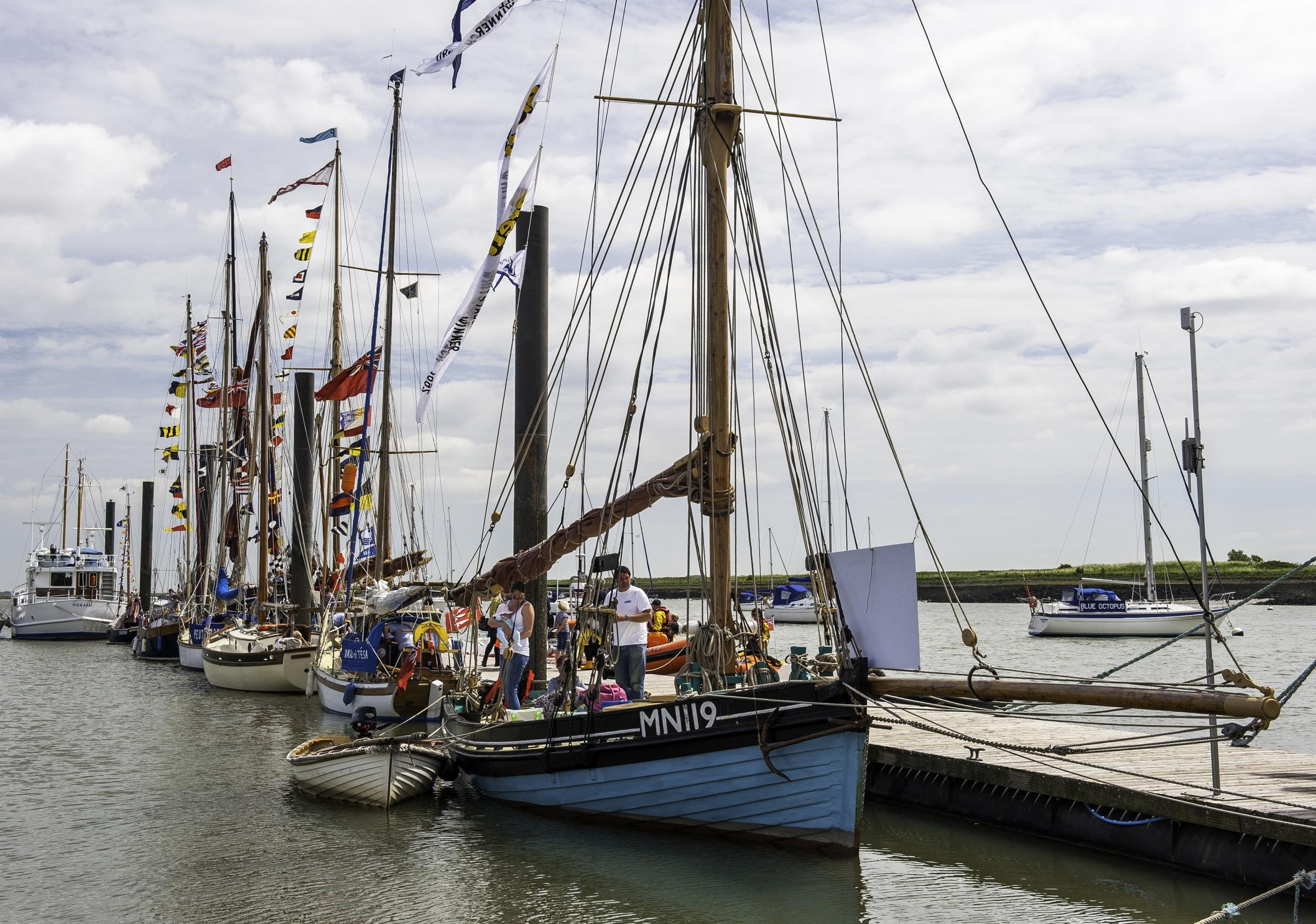 RIVER FEST: Classic and historical boats will be on show this year