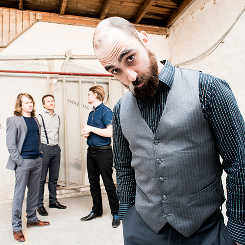 Win one of five pairs of tickets to see the Danish band, Basco!