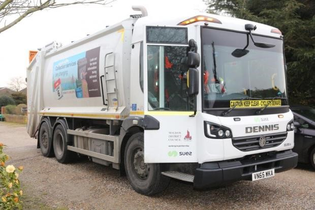 District waste collectors slammed for