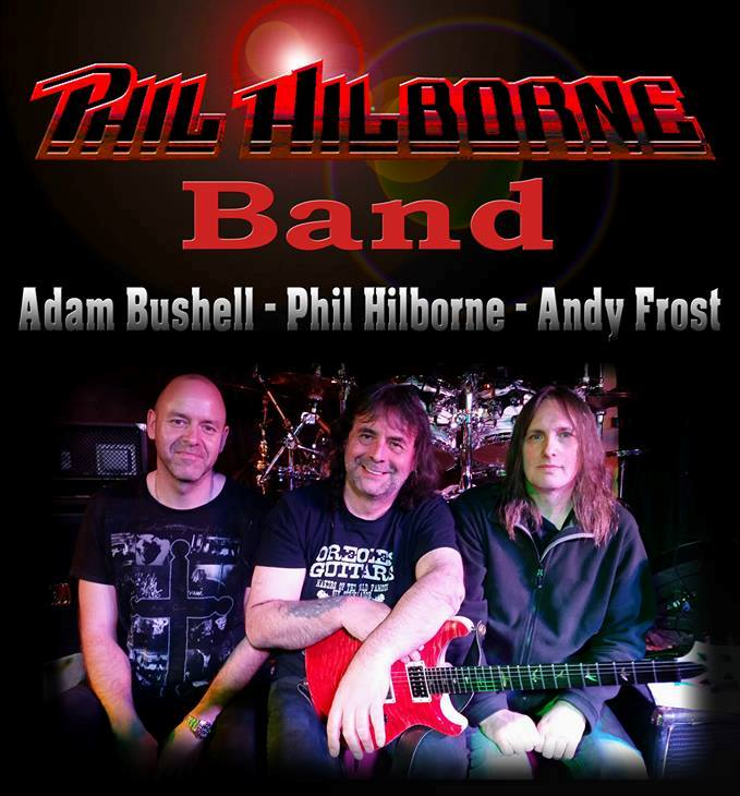 The Phil Hilbore Band
