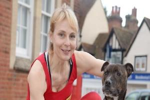 Architect Annabel Brown becoming a superhero this weekend to run 10km around Maldon district