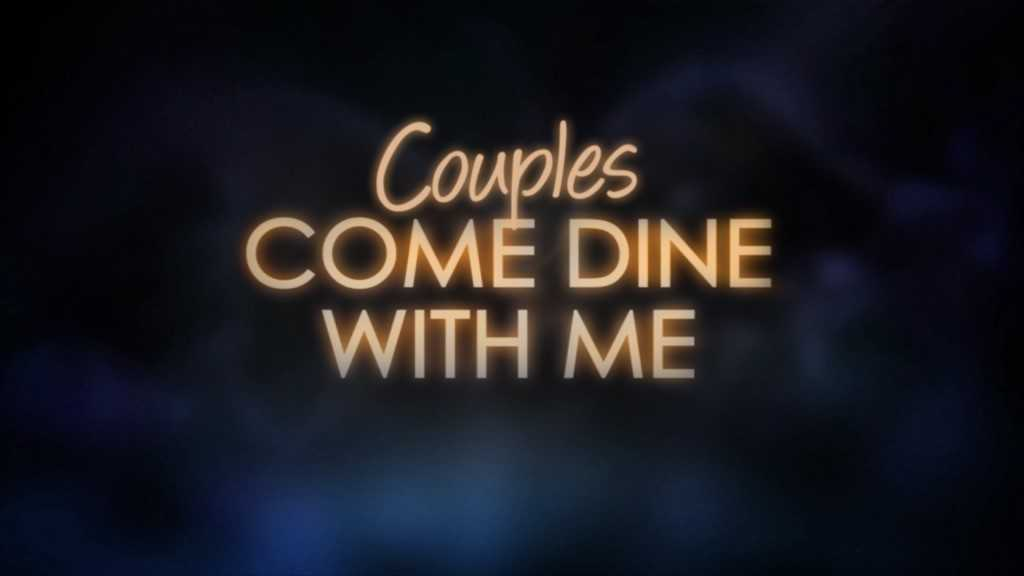Could you and your partner cook on Come Dine With Me?