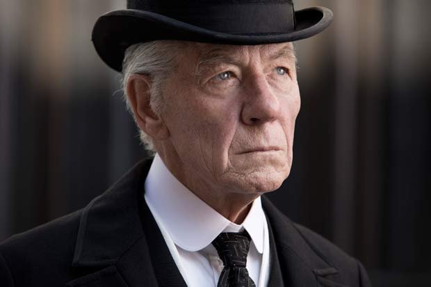 FILM CLUB: Ian McKellen stars in Mr Holmes, screening this month