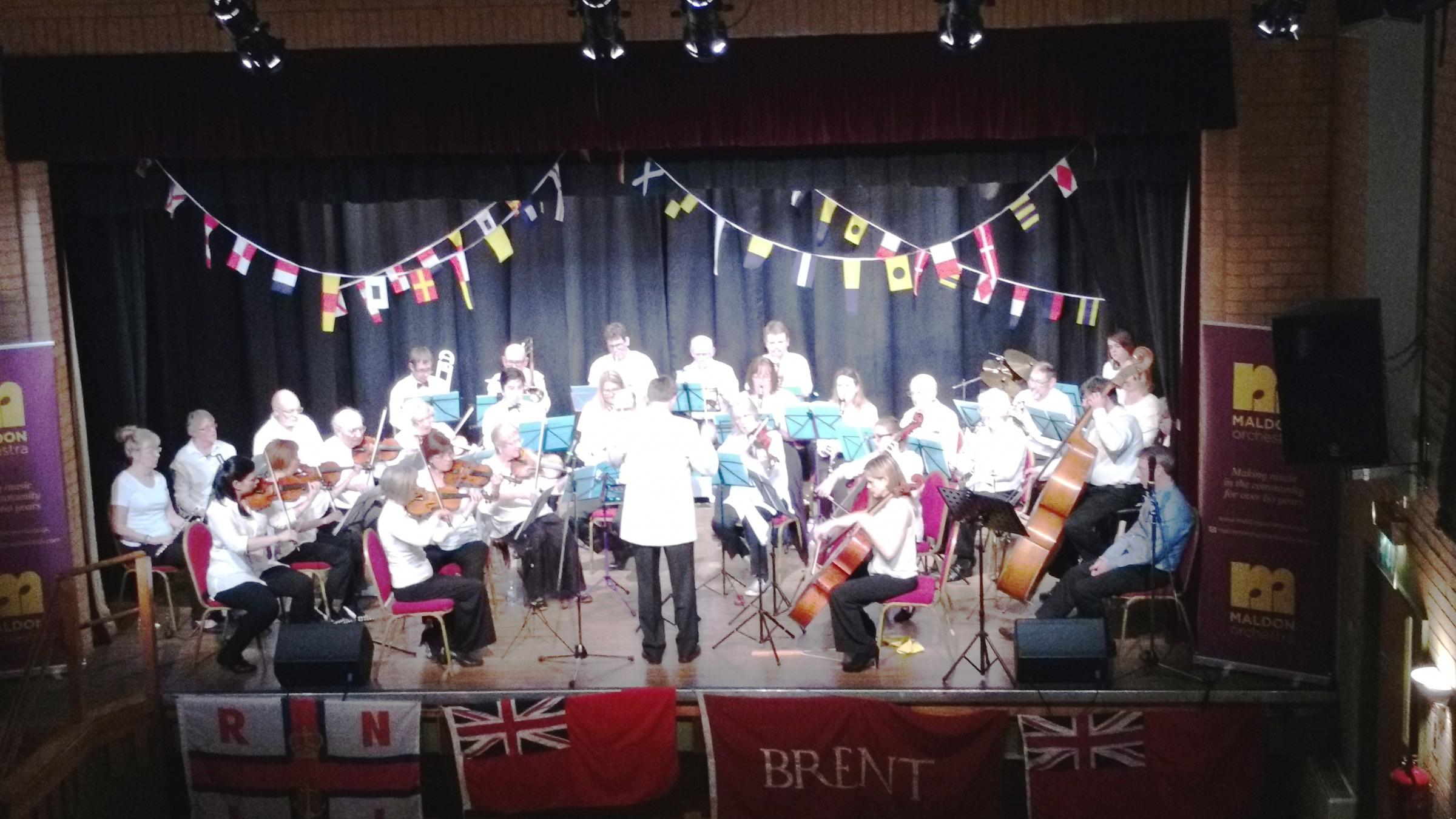 CONCERT: The Maldon Orchestra performing on Friday