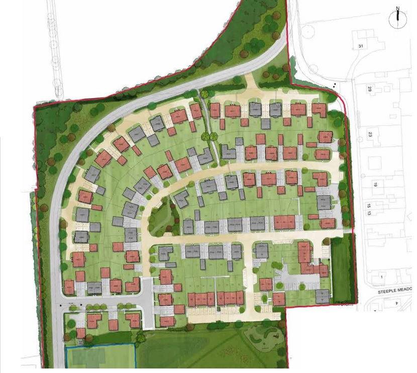 Designs for 94 homes thrown out