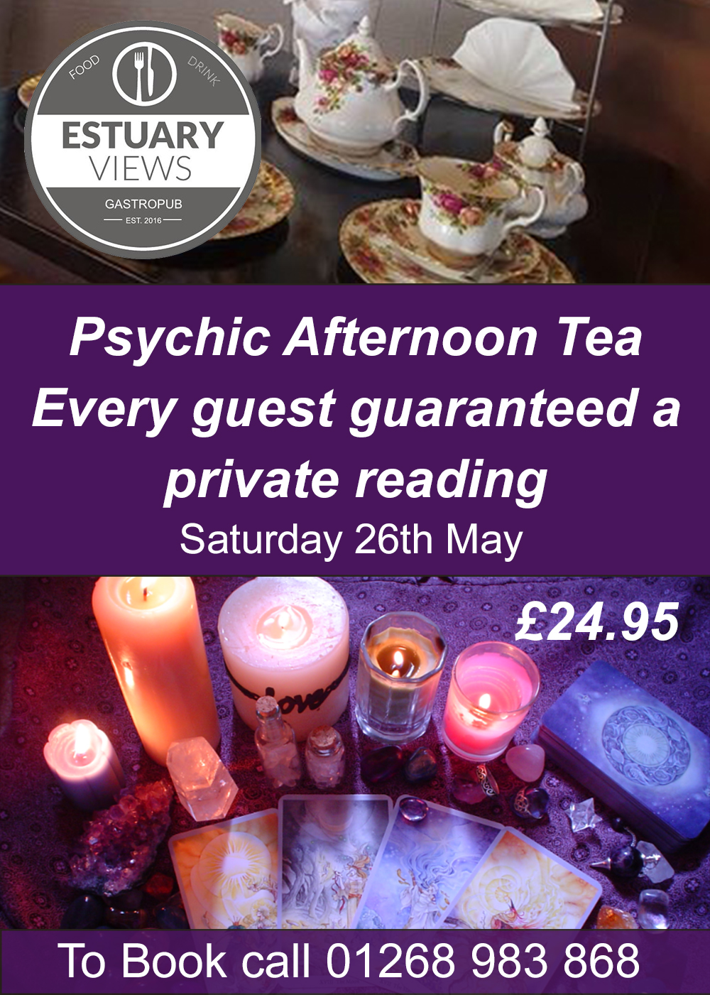 Psychic Afternoon Tea