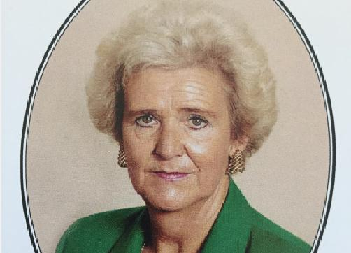 Doreen Hailstone, 78, died after her fall in Warwick Court, Burnham in November
