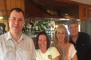 Charlie and Viv Little to bid farewell to Queen's Head of Maldon after 12 years
