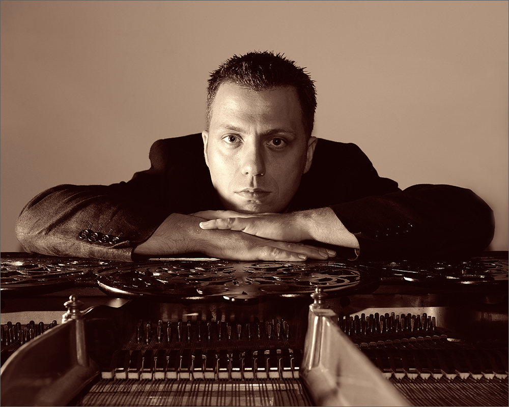 ON SONG: Dale Storr will be playing the piano at the Blue Boar in Maldon