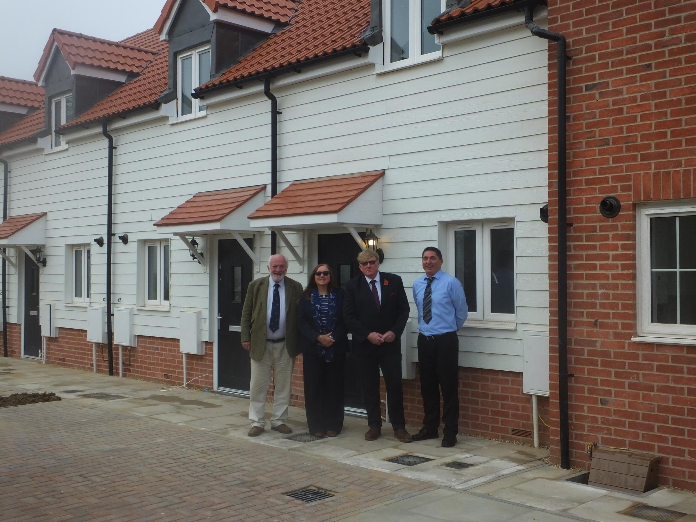 Home hunters urged to sign up for social housing in Burnham