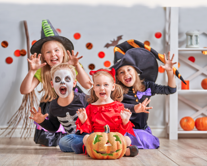 A SPOOKTACULAR HALLOWEEN AT THE LIBERTY SHOPPING CENTRE