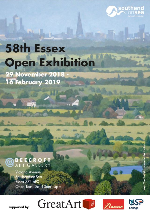 The 58th Essex Open Exhibition