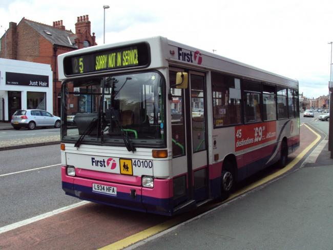 A review has been launched into bus services across the county