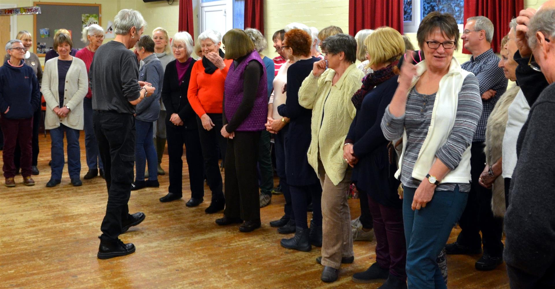 Sing Out Saturdays in Wivenhoe