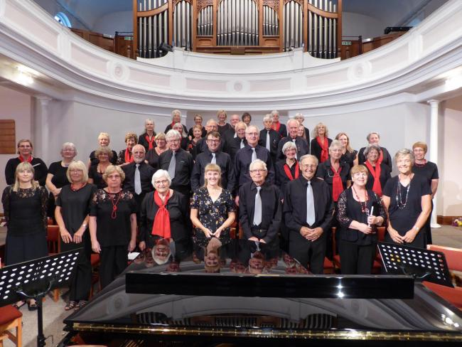 FRESH START: Maldon Choral Society
