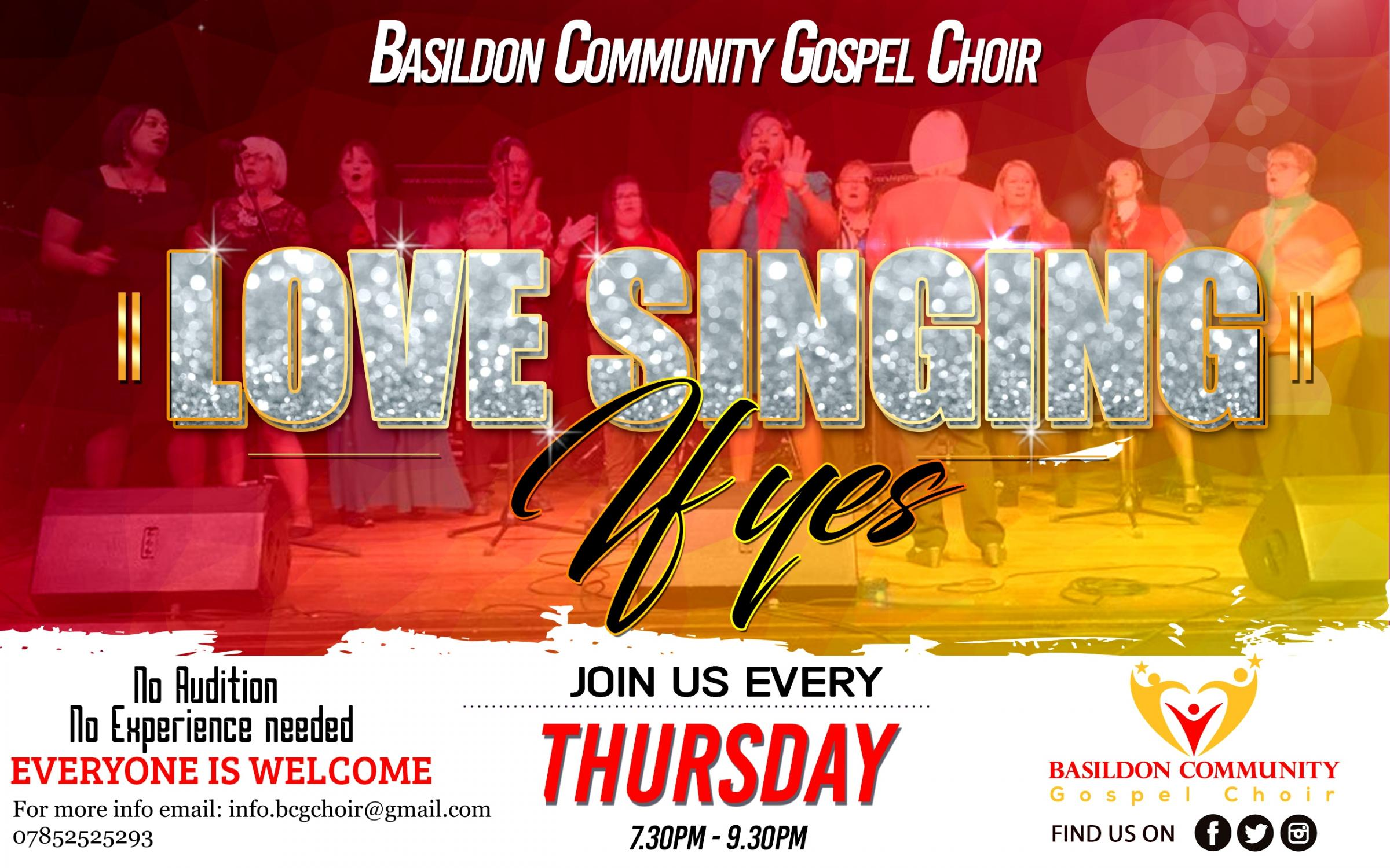 Basildon Community Gospel