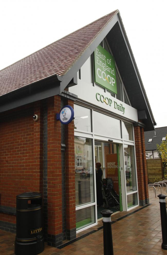 Success - The East of England Co-op has reported a profit increase of more than a third in the last year