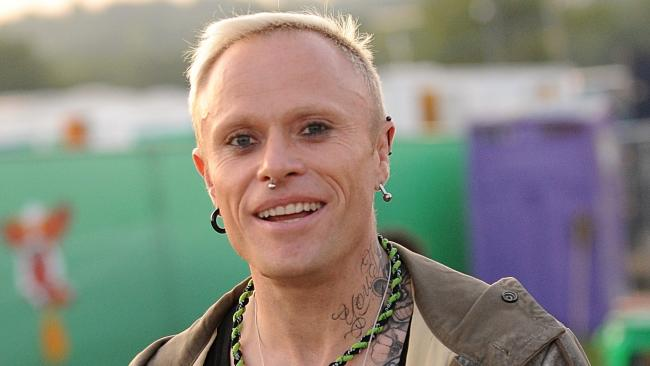 Keith Flint fans invited to line his funeral procession route